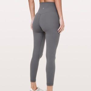 "Lululemon Align Pant 28"" Titanium Size 2"